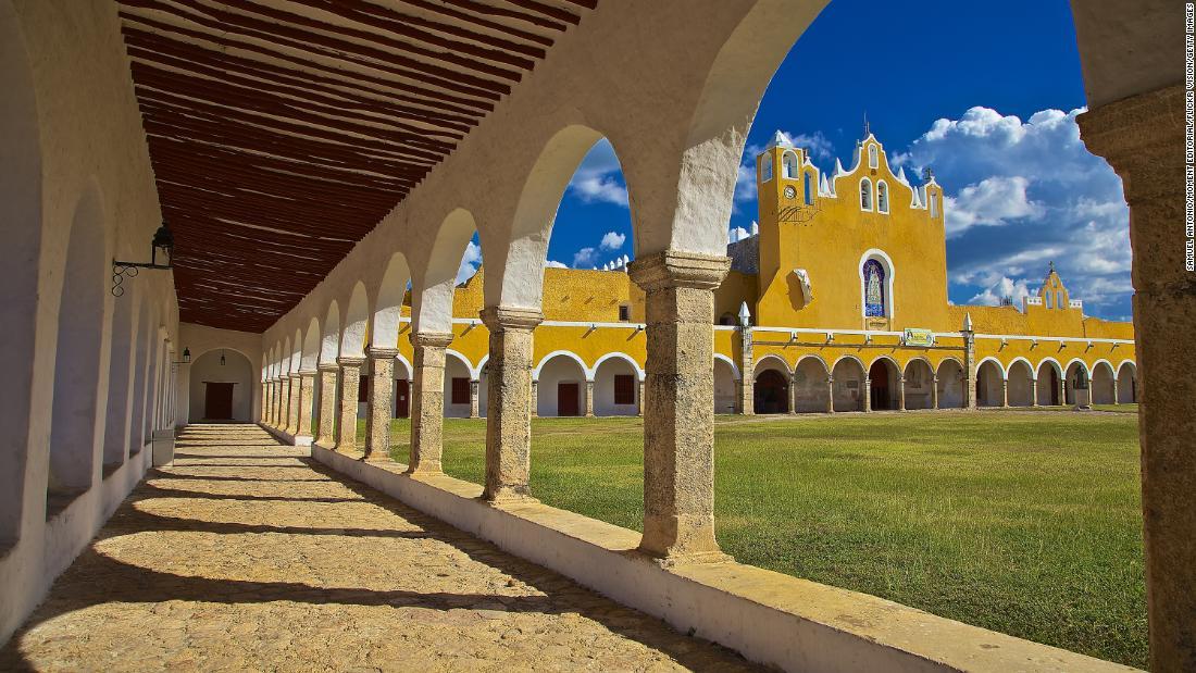 Izamal: Mexico's magical 'Yellow City'