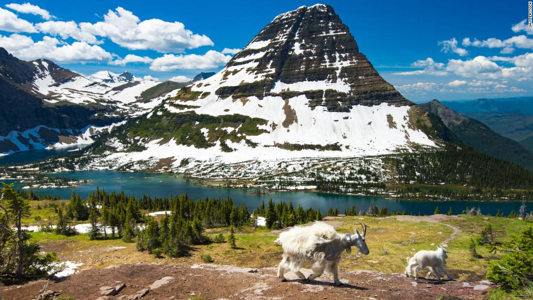 Glacier National Park is replacing signs that predicted its glaciers would be gone by 2020