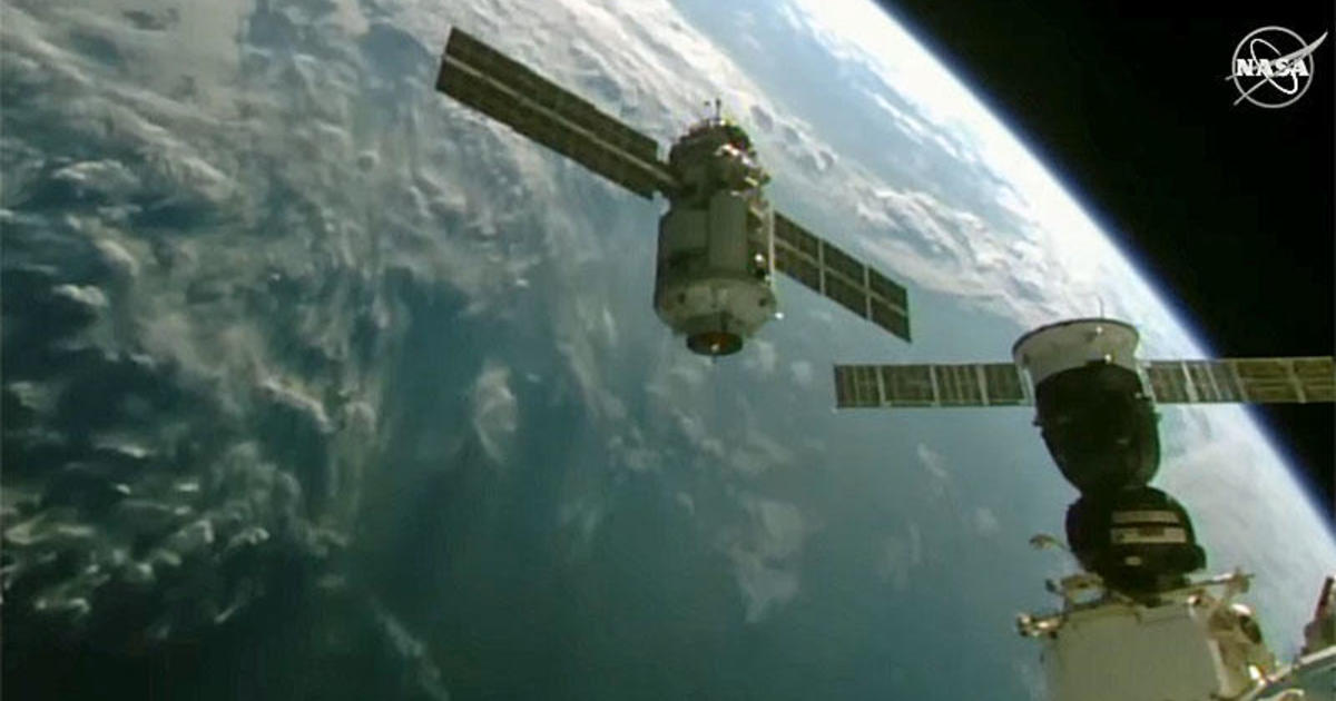 New Russian lab's thrusters briefly knock space station out of orientation