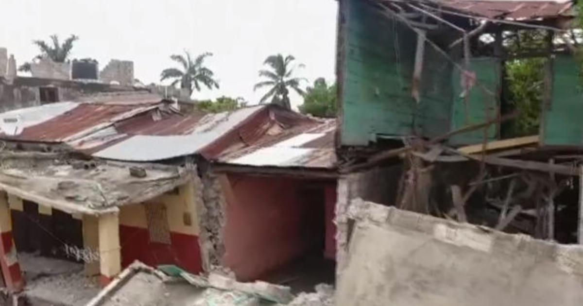 7.2-magnitude earthquake kills more than 1,400 in Haiti