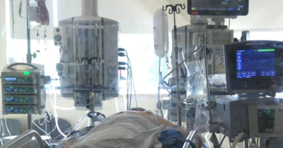 Oregon hospitals overwhelmed as Delta variant surges