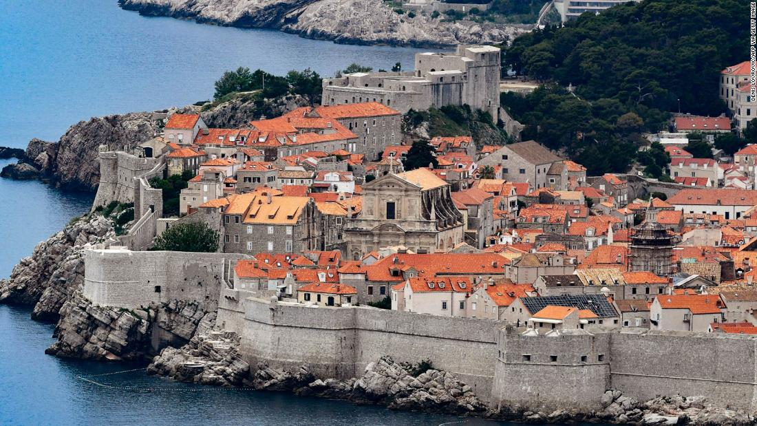 How Dubrovnik survived disease, war and tourists