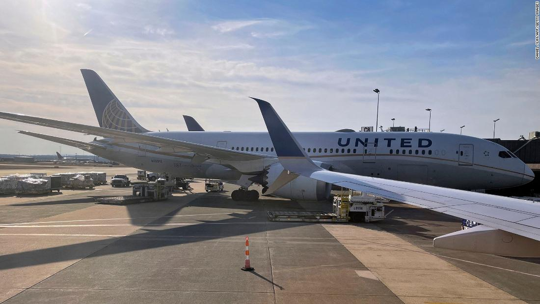 Vaccine mandate unlikely for domestic travel, United Airlines CEO says