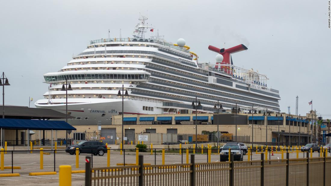 Carnival Cruise Line to require masks for all guests