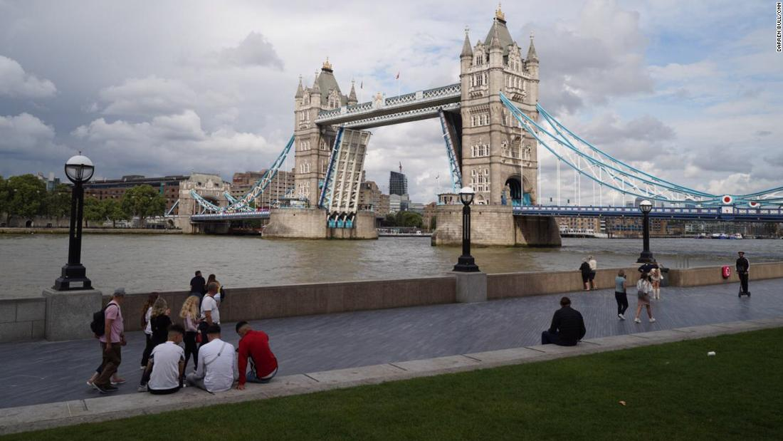 London's Tower bridge won't come down