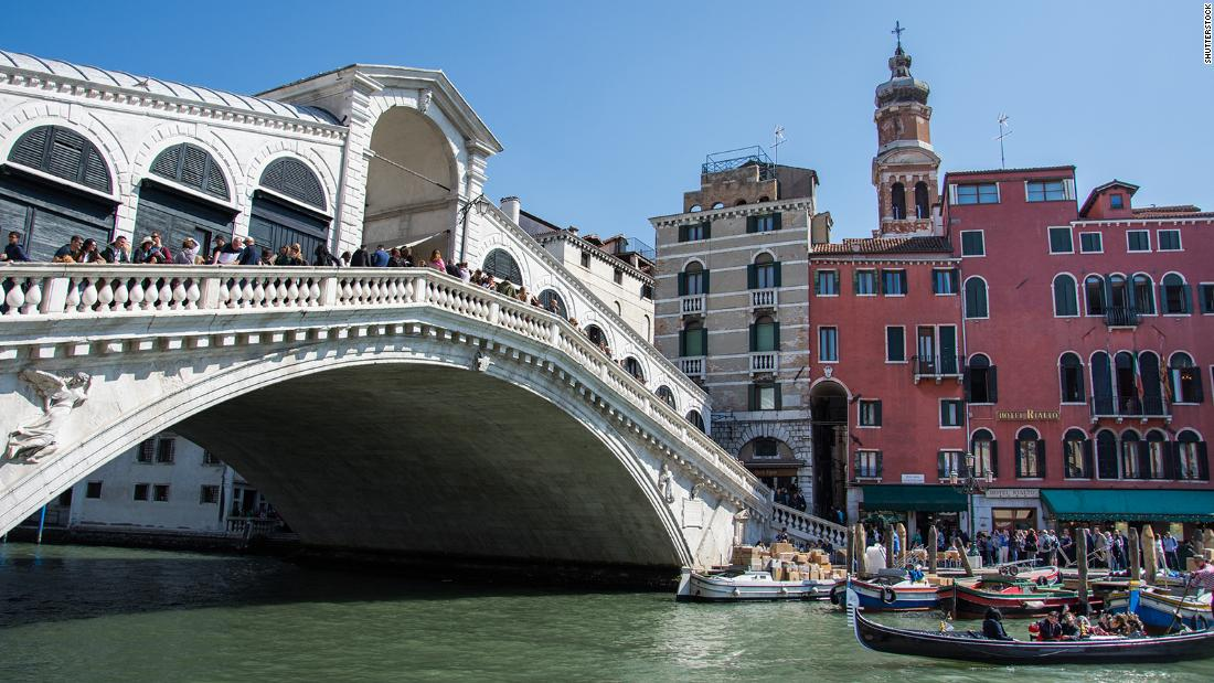 Venice plans wheelchair-accessible route | CNN Travel