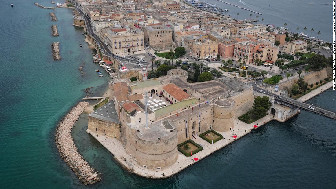 Taranto: Southern Italy's hidden treasure