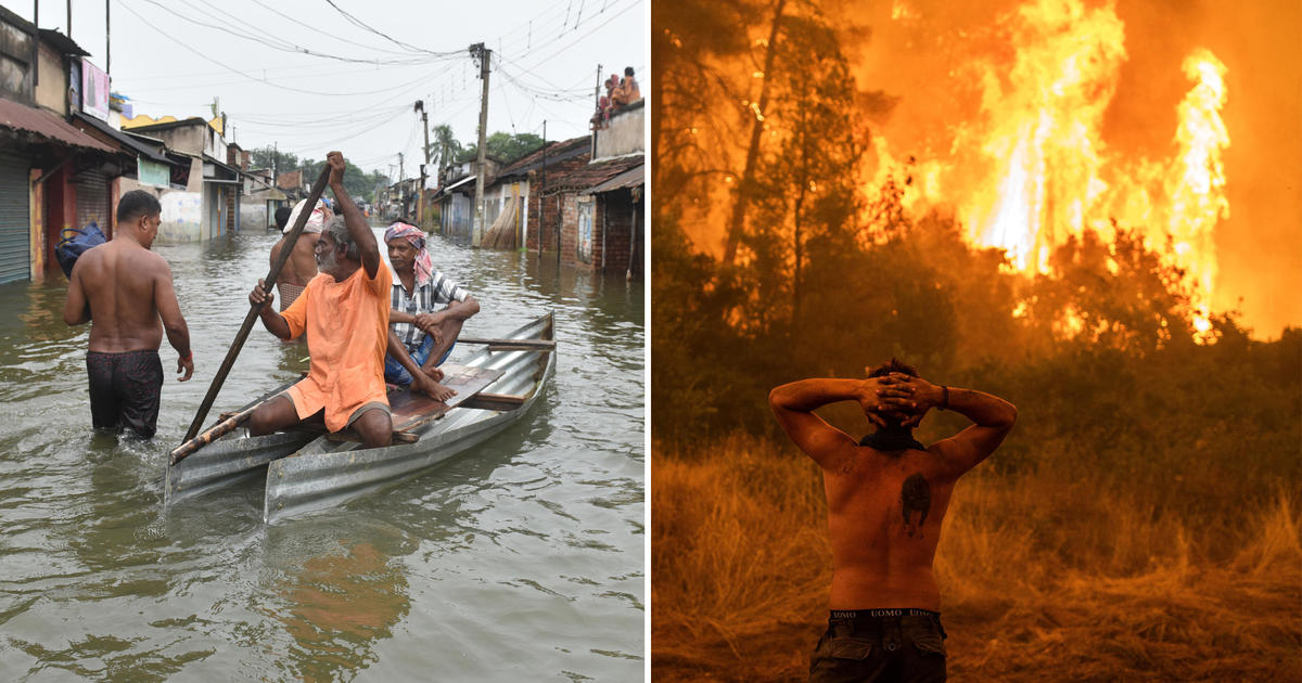 """Major U.N. climate change report warns of """"extreme"""" and """"unprecedented"""" impacts"""