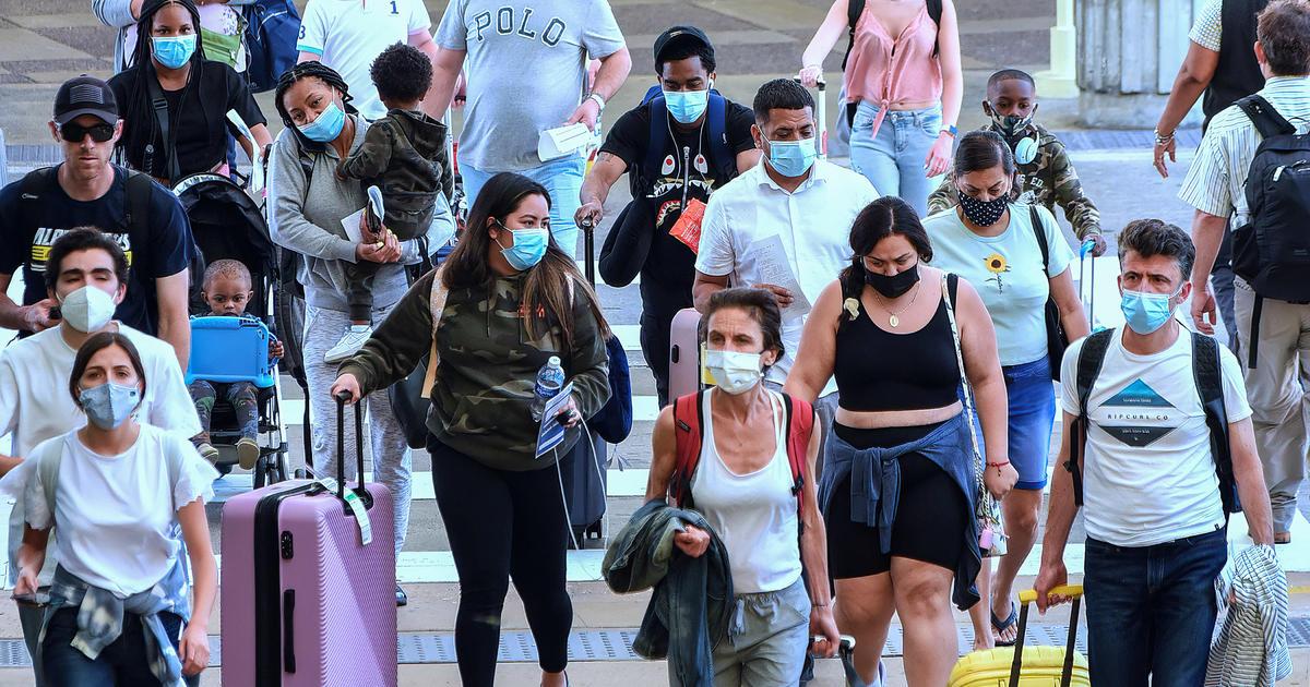 TSA to extend mask mandate through January 2022