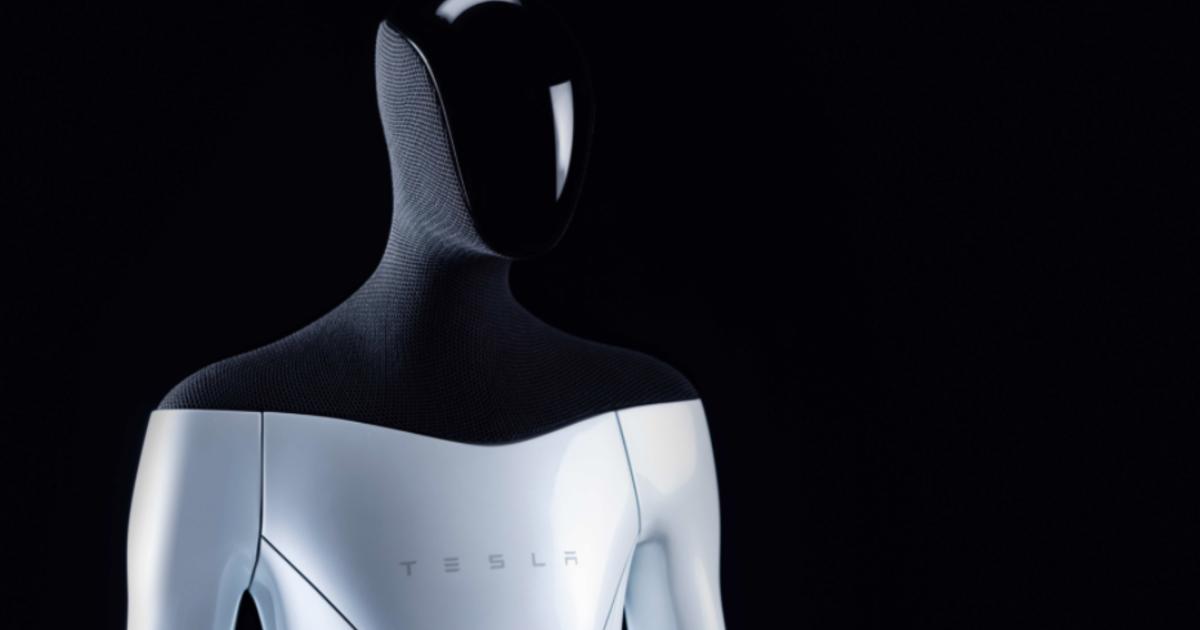 Elon Musk reveals Tesla is building a humanoid robot