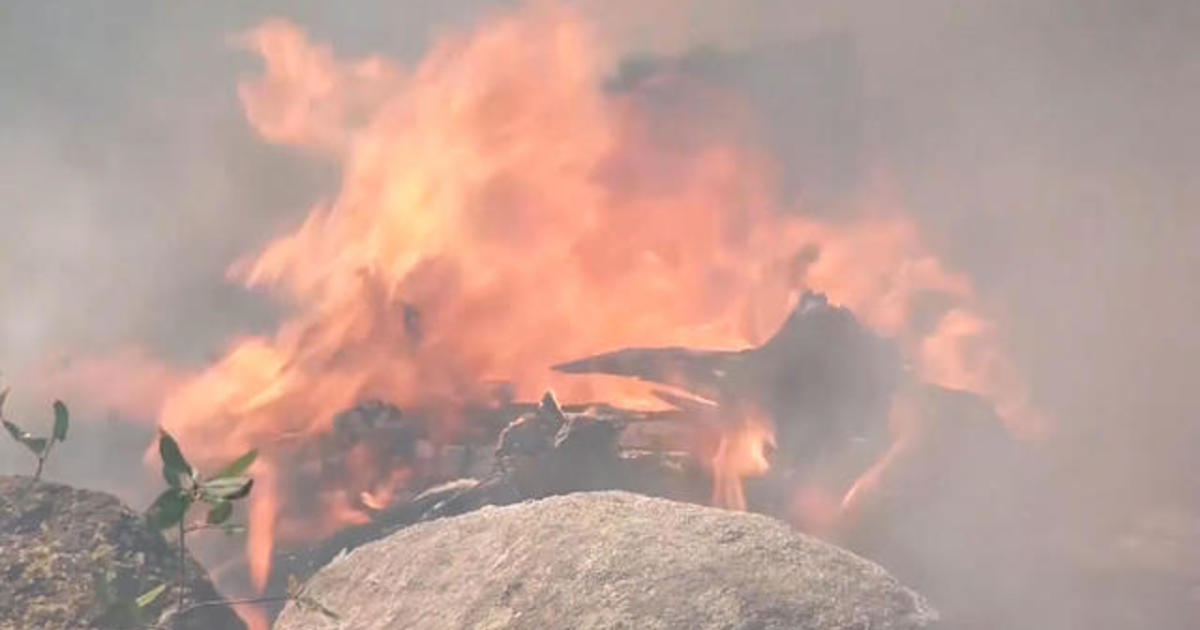 Caldor Fire expands overnight as crews scramble to protect South Lake Tahoe