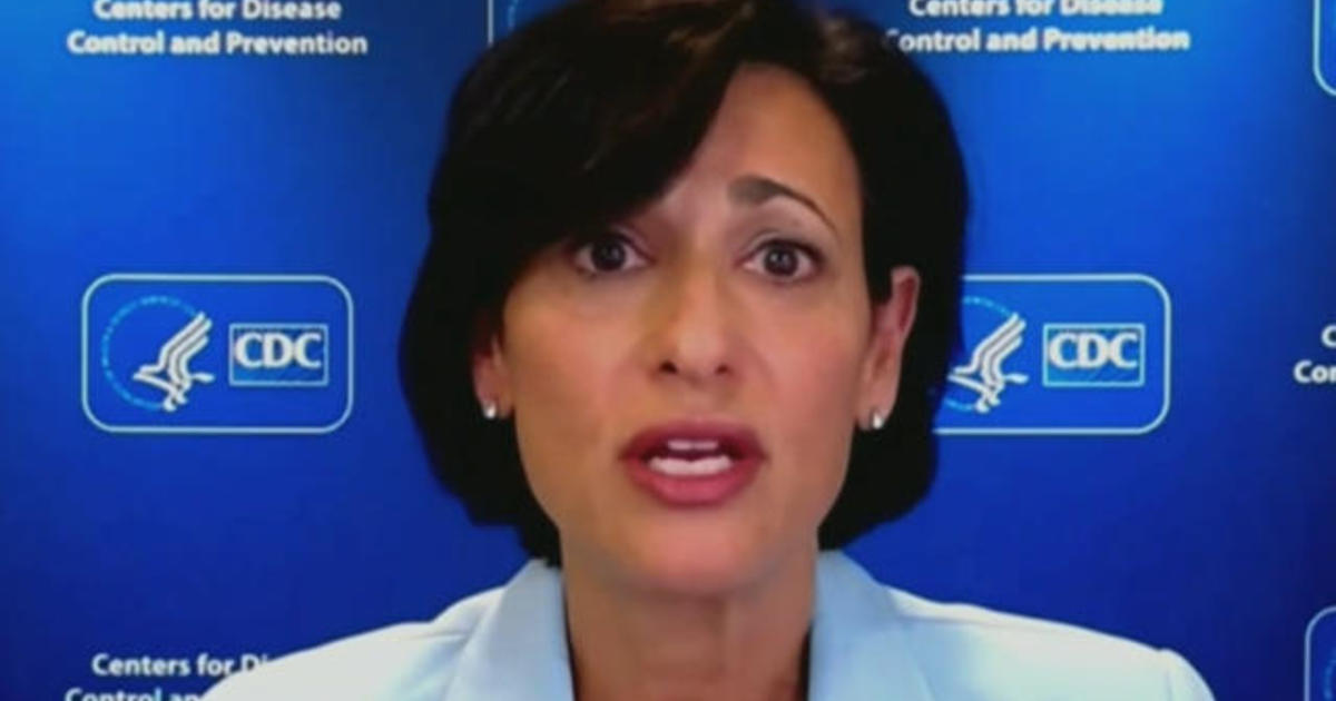 CDC chief expands COVID booster shot recommendation