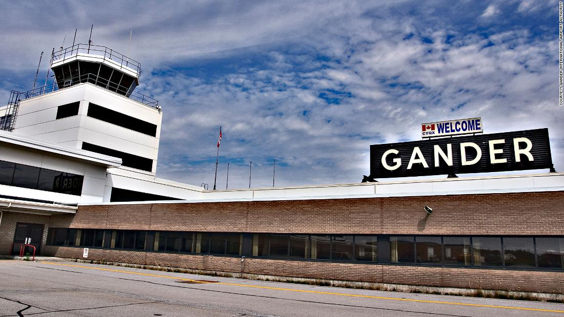 Gander Airport: The Canadian outpost that inspired 'Come from Away'
