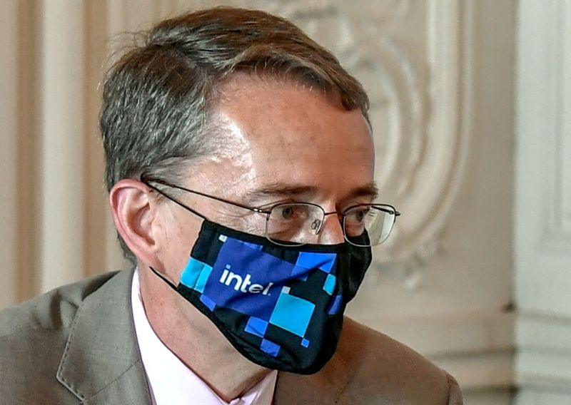 Intel says it will reserve Ireland chip factory capacity for automakers