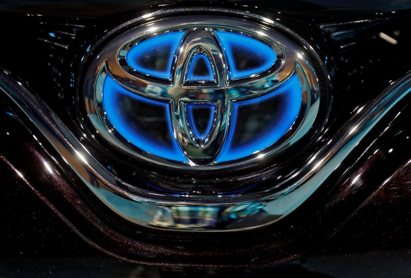 Toyota buys software firm Renovo to accelerate self-driving tech development