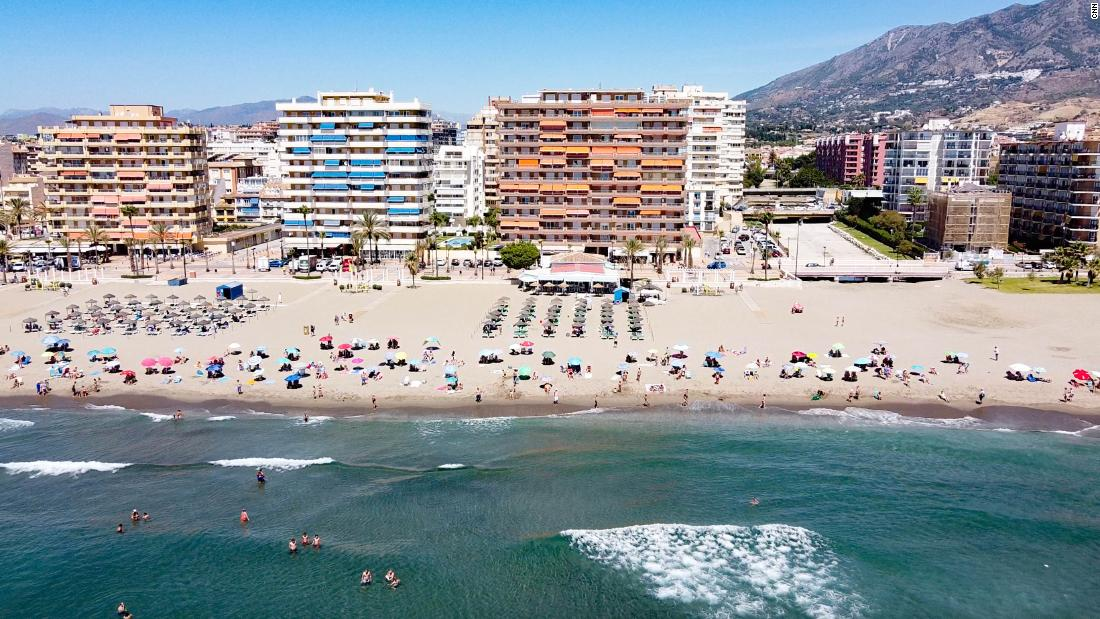 Costa del Sol: The hidden side of Spain's package holiday hotspot