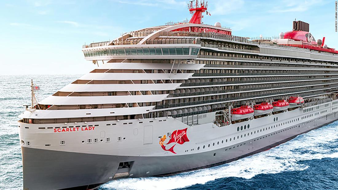 Scarlet Lady: Inside Virgin Voyage's new cruise ship