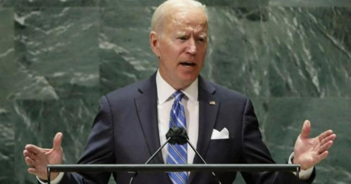 Biden pledges to double U.S. spending on global climate fight