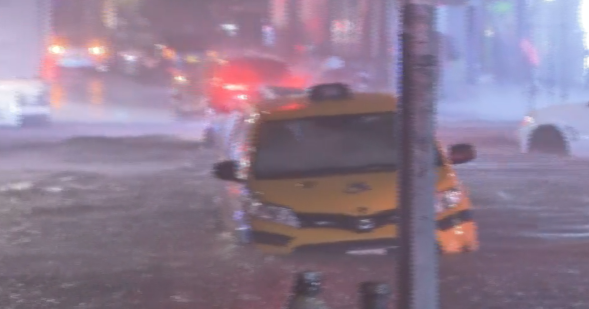 New York and New Jersey declare states of emergency as remnants of Hurricane Ida hit Northeast